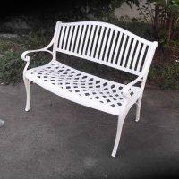 Panchina GRACE - Bianco