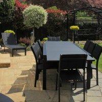 Modern_Large_6_Seater_Metal_Aluminium_Glass_Black_Extending_Garden_Furniture_Dining_Table_Set_10