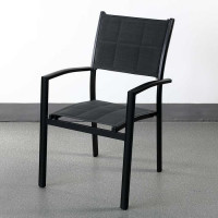 Black_Comfortable_Metal_Stacking_Lightweight_Garden_Furniture_Armchair_Outdoor_Indoor_1