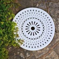 Piatto girevole 90 cm METRO - Bianco