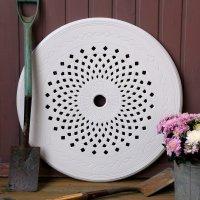 Piatto girevole 80 cm METRO - Bianco