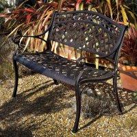 rose-aluminium-two-seater-bench