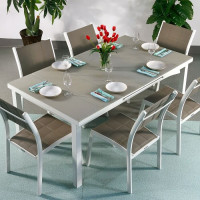 Modern_White_Champagne_Large_Automatic_6_Seater_Extension_Dining_Table_Set_Metal_Glass_Top_Garden_Furniture_1